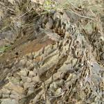 roccia a strati