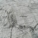 roccia bianca