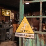 cartello minatore
