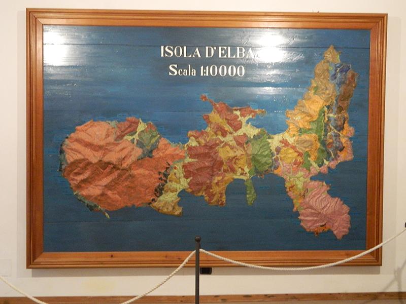 mappa elba in scala