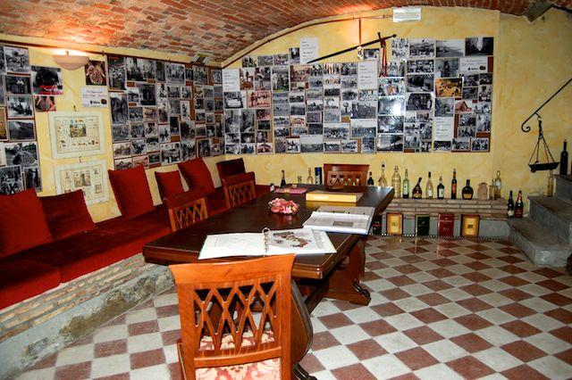 museo del vino di montecarlo di lucca